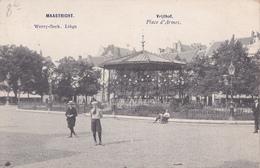 CPA Nederland - Maastricht- Vrijthof - Place D'Armes - Kiosque - 1910 - Maastricht