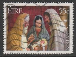 Ireland 2007 Christmas 55 C Multicoloured SW 1802 O Used - Used Stamps