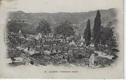 ALGERIE ( Afrique ) - ALGER - Cimetiere Arabe - Other