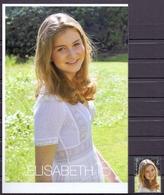 Belgie - 2019 - OBP  - **  Prinses Elisabeth Wordt 18 Jaar  ** Zegel + Afbeelding Pr.Elisabeth - Belgium