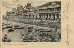 Greetings From Singapore RV - Singapore
