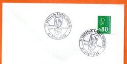 82 MONTAUBAN   ERGM ALAT AERO  1977 Lettre Entière N° CD 74 - Marcophilie (Lettres)