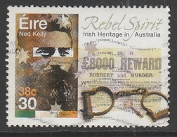 Ireland 2001 Irish Heritage In Australia 30/38P/C Multicoloured SW 1333 O Used - Used Stamps