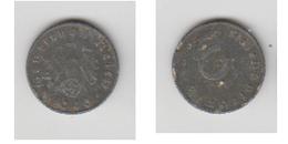 5 REICHSPENNIG  1940 G - 5 Reichspfennig