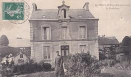 HOTTOT LES BAGUES LE PRESBYTERE ANIMATION CURE    ACHAT IMMEDIAT - France