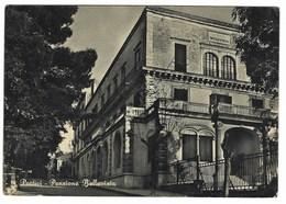 1786 - PORTICI NAPOLI PENSIONE BELLAVISTA 1956 - Portici