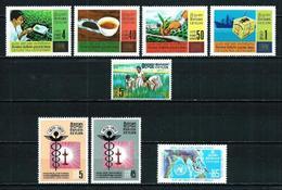 Ceilán Nº 377/80-411-420/1-441 Nuevo - Sri Lanka (Ceylon) (1948-...)