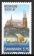 Danemark 1998 N°1178  Neuf ** Millénaire De Roskilde - Danimarca