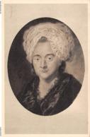 CATHARINA ELISABETH GOETHE, DES DICHTERS MUTTER - GOETHES GEBURTSHAUS, FRANKFURT ~ AN OLD POSTCARD #9L28 - Famous Ladies