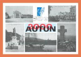 A625 / 091 71 - AUTUN Foire Aux Collections 2000 - France