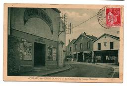 MORSANG SUR ORGE  COMMERCES CINEMA ANIMEE - Otros Municipios