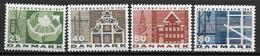 Danemark 1967 N° 458/461 Neufs** 8ème Centenaire De Copenhague - Danimarca