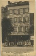 CPA 67 STRASBOURG Hotel Restaurant DOLLMETSCH Porp Henri KERN - Strasbourg