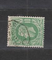 COB 30 Oblitération Télégraphique ANVERS (Central) - 1869-1883 Leopold II