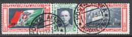 Egeo 1933 Sass.A28 O/Used VF/F - Ägäis