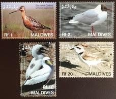 Maldives 2007 Migratory Birds MNH - Vögel