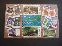 MOLDOVA. 2003  10 TH ANNIVERSARY EU ISSUES MOLDOVA    MNH **. (E23-NV) - Slovakia