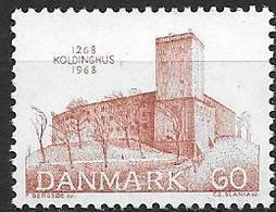 Danemark 1968 N° 479 Neuf** Chateau De Kolding - Danimarca