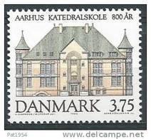 Danemark 1995 N°1097 Neuf ** Ecole D'Arhus - Danimarca