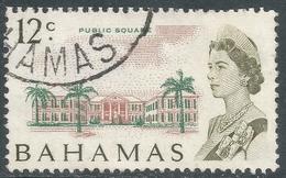 Bahamas. 1967-71 QEII. Decimal Currency. 12c Used. SG 303 - Bahamas (...-1973)