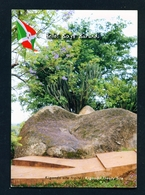 BURUNDI - Kiganda Treaty Site Unused Postcard As Scans - Burundi