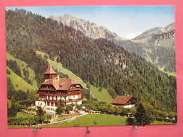 Suisse - Les Avants - Hôtel De Sonloup S/ Les Avants - Salon De Coiffure - Les Avants S/ Montreux - Scans Recto Verso - VD Vaud