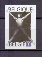 3928 Maurice Béjart Ongetand 2009 - Belgien