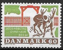 Danemark 1970 N° 503 Neuf** Parc De Joegersborg - Danimarca