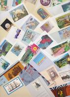 AUSTRALIA AUSTRALIE Lot De 265 Enveloppes Entiers Postaux Illustrés Postal Cover Stationery Entier FDC Aérogramme PP - Ganzsachen