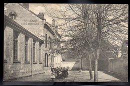 CREIL 60 - Ecole Maternelle - #B458 - Creil