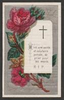 Bourgmestre Lessines-philippe Tacquenier-1884 - Images Religieuses