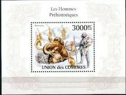 Comores 2010 Prehistory Prehistoire Homo Sapiens MNH - Vor- Und Frühgeschichte