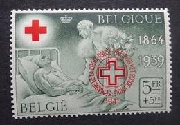 BELGIE  1941  Nr.   582 BA    Postfris **   CW  125,00 - Belgium