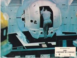 3 TRES BELLES PHOTOS EXPLOITATION / 2001 ODYSSEE DE L ESPACE / GEORGE LUCAS / 28 X 22 - Foto