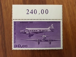FRANCE Poste Aérienne 1986 - YT N° 59 - Bord De Feuille, Neuf Sans Charnière - Poste Aérienne