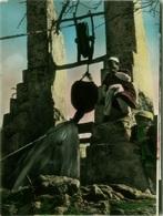 AFRICA - LIBIA / LIBYA - ARAB WELL / POZZO ARABO  - FOTO AULA - Prototype  POSTCARD - 1957 (BG6716) - Libya