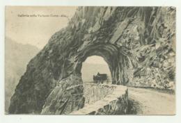 GALLERIA SULLA VARIANTE CERES - ALA  1911  VIAGGIATA FP - Italy