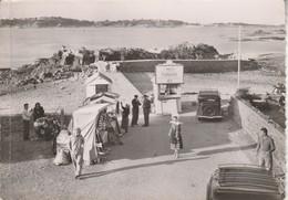 22 - PLOUBAZLANEC  - L' Arcouest - L' Embarcadère Pour Bréhat, Dans Le Fond L' Ile De Bréhat - Ploubazlanec