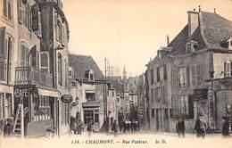 52  .n°  107337 .  Chaumont .cafe De La Comedie .cordonnerie .rue Pasteur . - Chaumont