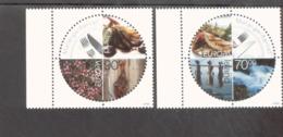 CEPT Gastronomie Island 1102 - 1103 MNH ** Postfrisch - Europa-CEPT