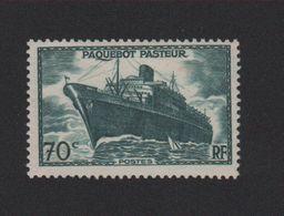 FAUX N° 502b Sans La Surcharge Gomme Sans Charnière - France