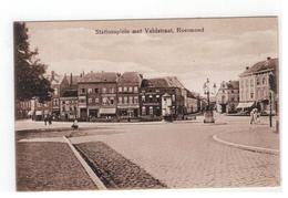 Roermond  Stationsplein Met Veldstraat - Roermond