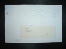 LETTRE PORT PAYE OBL.MEC.15-11 1993 PP 44 ST HERBLAIN - Mechanical Postmarks (Other)