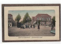 Roermond  Godsweerdersingel  Groet Uit Roermond 1918 (met Stoomtram!) - Roermond