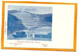 Napoli Tram Italy 1899 Postcard - Napoli