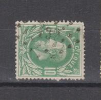 COB 30 Oblitération à Points 130 FLORENNES +8 - 1869-1883 Leopold II