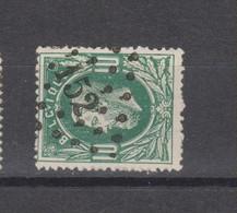 COB 30 Oblitération à Points 152 GOSSELIES +2 - 1869-1883 Leopold II