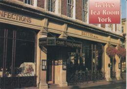 Postcard - Bettys Cafe - Tea Room - York, North Yorkshire Card No..2yk197 Unused Very Good - Postcards