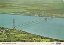 Postcard - The Humber Bridge Card No..h1054l Unused Very Good - Postcards