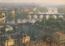 Postcard - Vlatava - The Vlatava River No Card No.. Posted 25th Oct 05 Very Good - Postcards